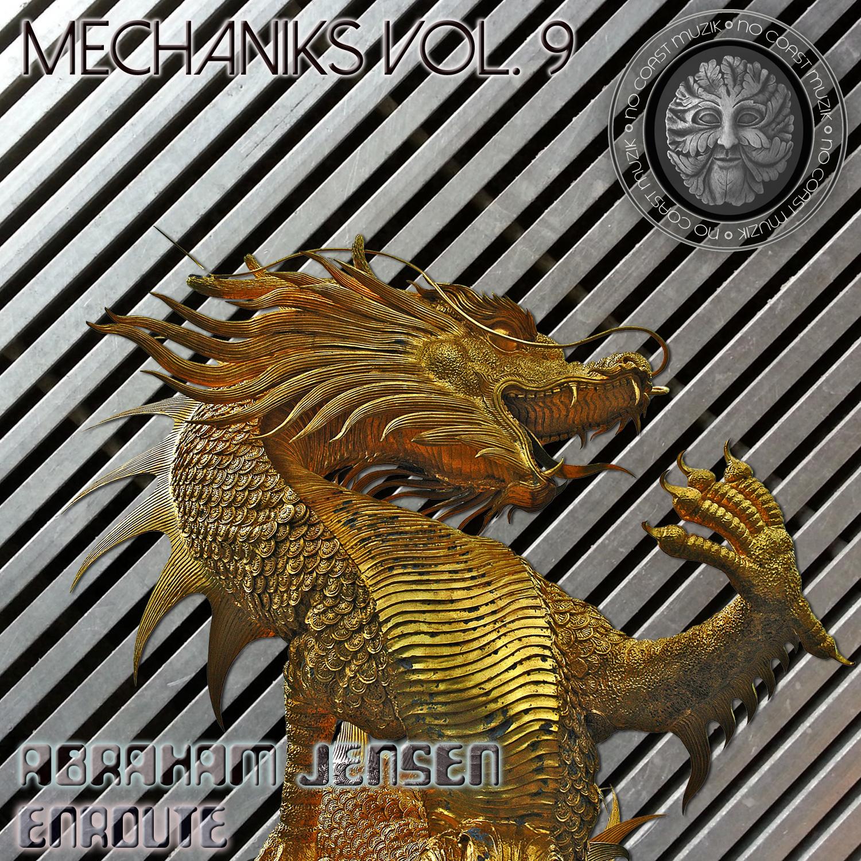 Mechaniks techno mixtape series Archives - Infinite Sonic
